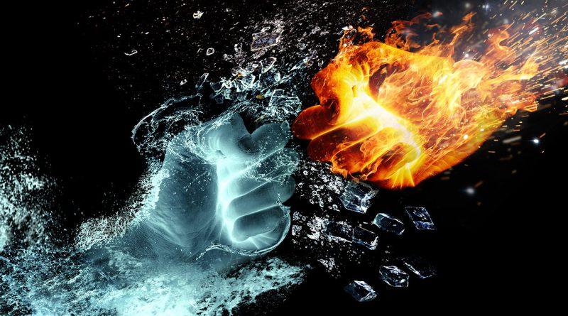 Woda i ogień
