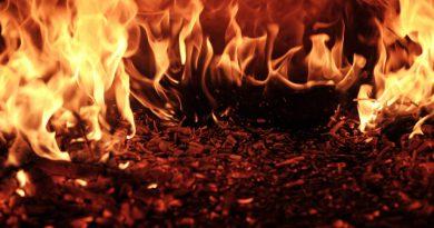 Rozpalanie od góry