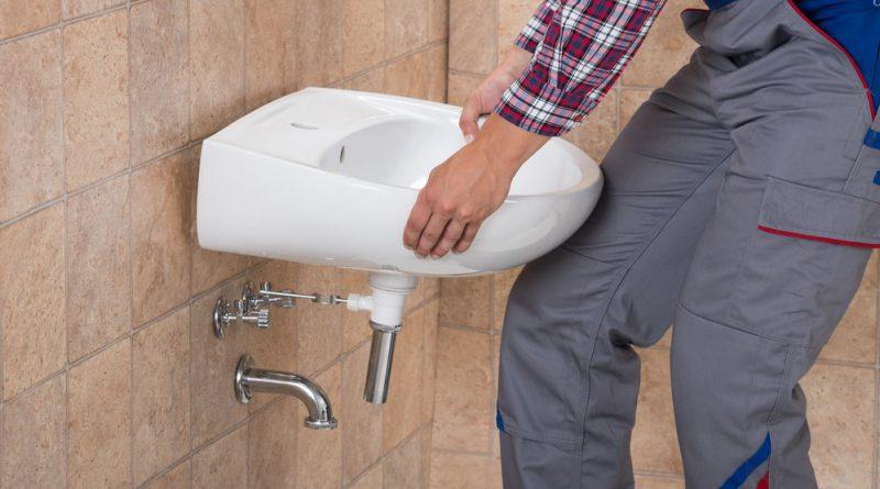 Jak zamontować umywalkę